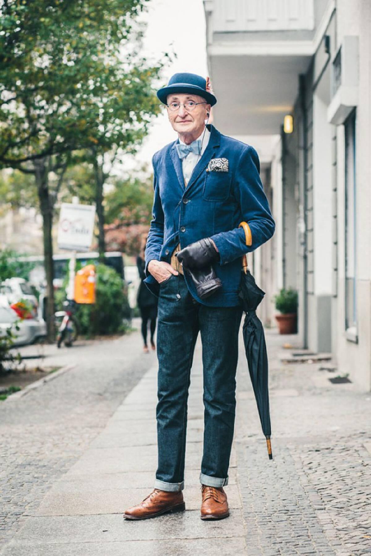 """""""ฮิปสเตอร์""""รุ่นปู่ อายุ 104 ปี!"""