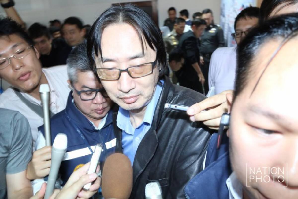 """จับชายญี่ปุ่น โกงหุ้น 4 พันล้าน ทำ""""เฟซออฟ""""หนีกบดานไทย 11 ปี"""
