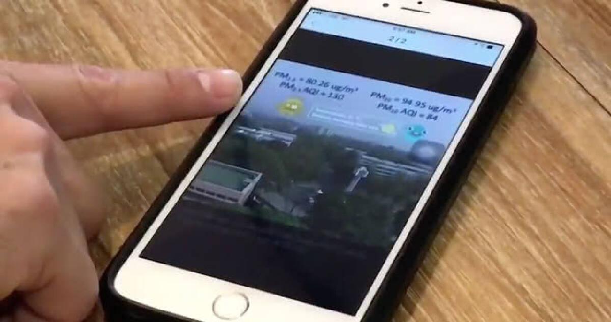 """จังหวัดแรกของไทย! เชียงใหม่เปิดตัวไลน์ """"DustBoy"""" เตือนภัยตัวเองเมื่อค่าฝุ่นเกินค่ามาตรฐาน"""
