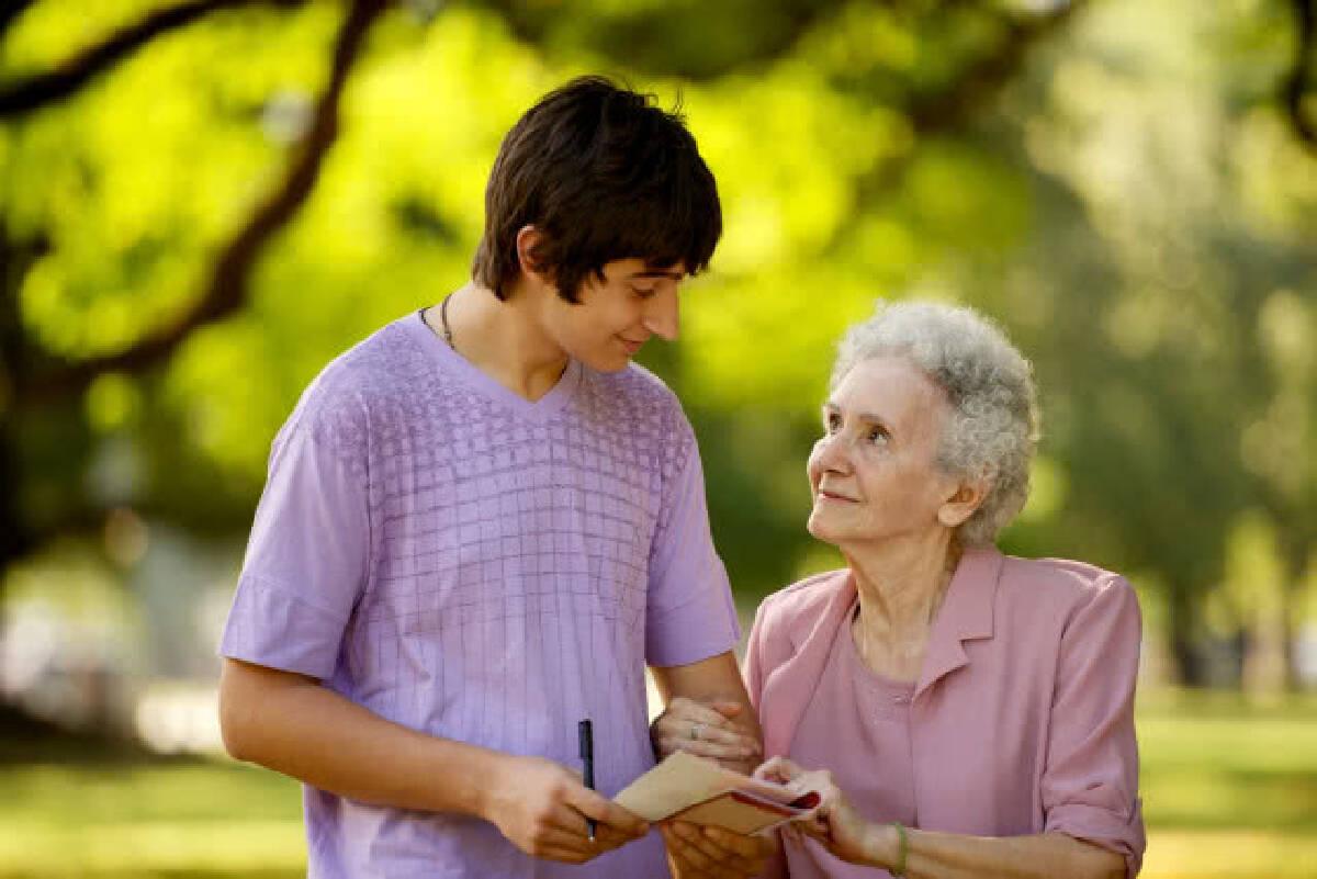 หลักการดูแลสุขภาพผู้สูงอายุ