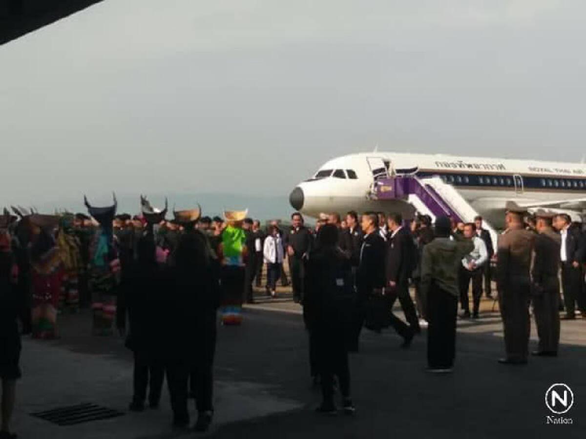 รัฐมนตรีเห็นชอบให้จัดซื้อที่ดิน 460 ไร่ พัฒนาสนามบินเลย รองรับนักท่องเที่ยว