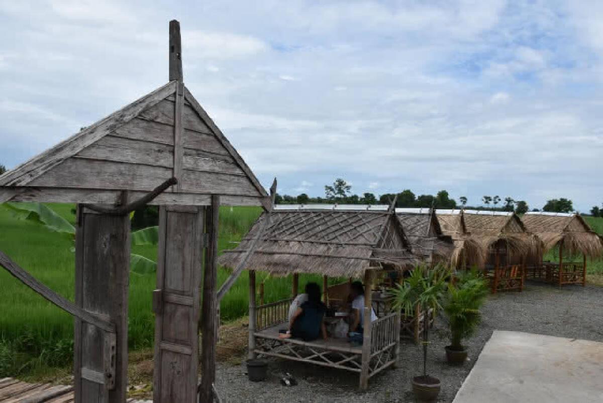 สาวสวยเมืองลับแลแปลงที่นามรดก5ไร่ เปิดแหล่งท่องเที่ยวเรียนรู้เกษตรอินทรีย์