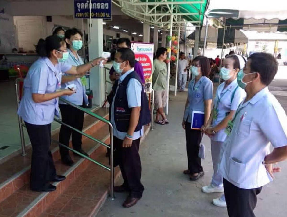 """""""กรมวิทย์ฯ"""" เฝ้าระวัง-ป้องกันการติดเชื้อวัณโรคในกลุ่มบุคลากรทางการแพทย์"""