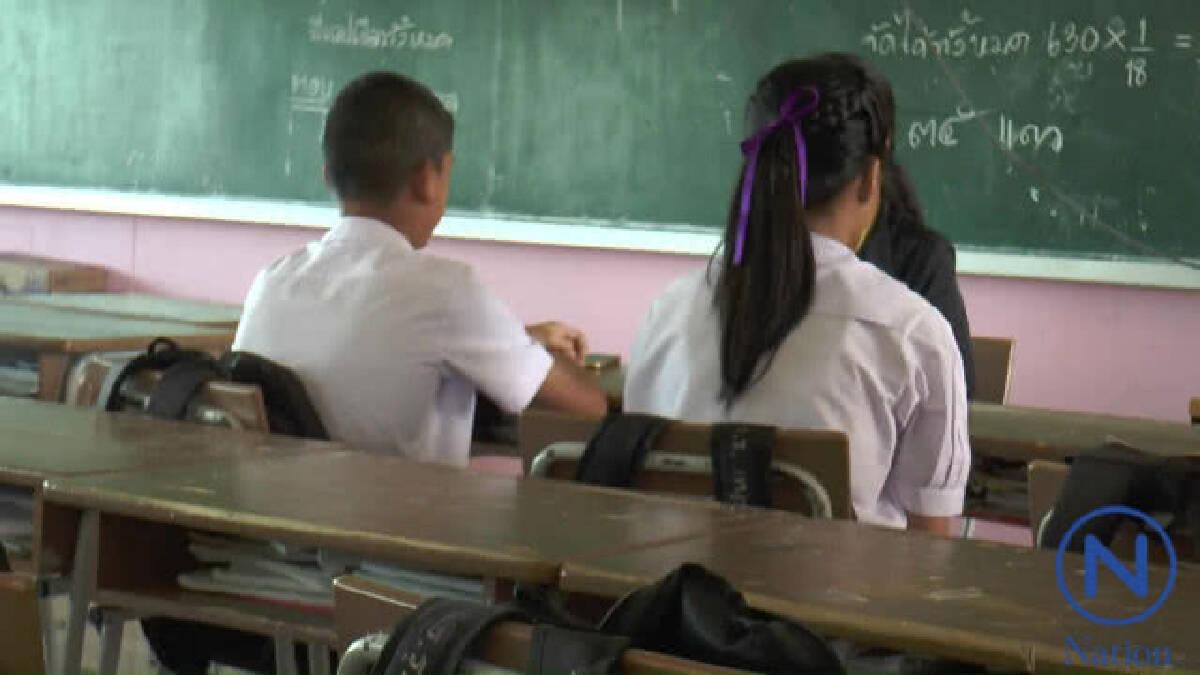 เด็ก ป.6 ที่ถูกครูตียังผวาไม่กล้ามาเรียน
