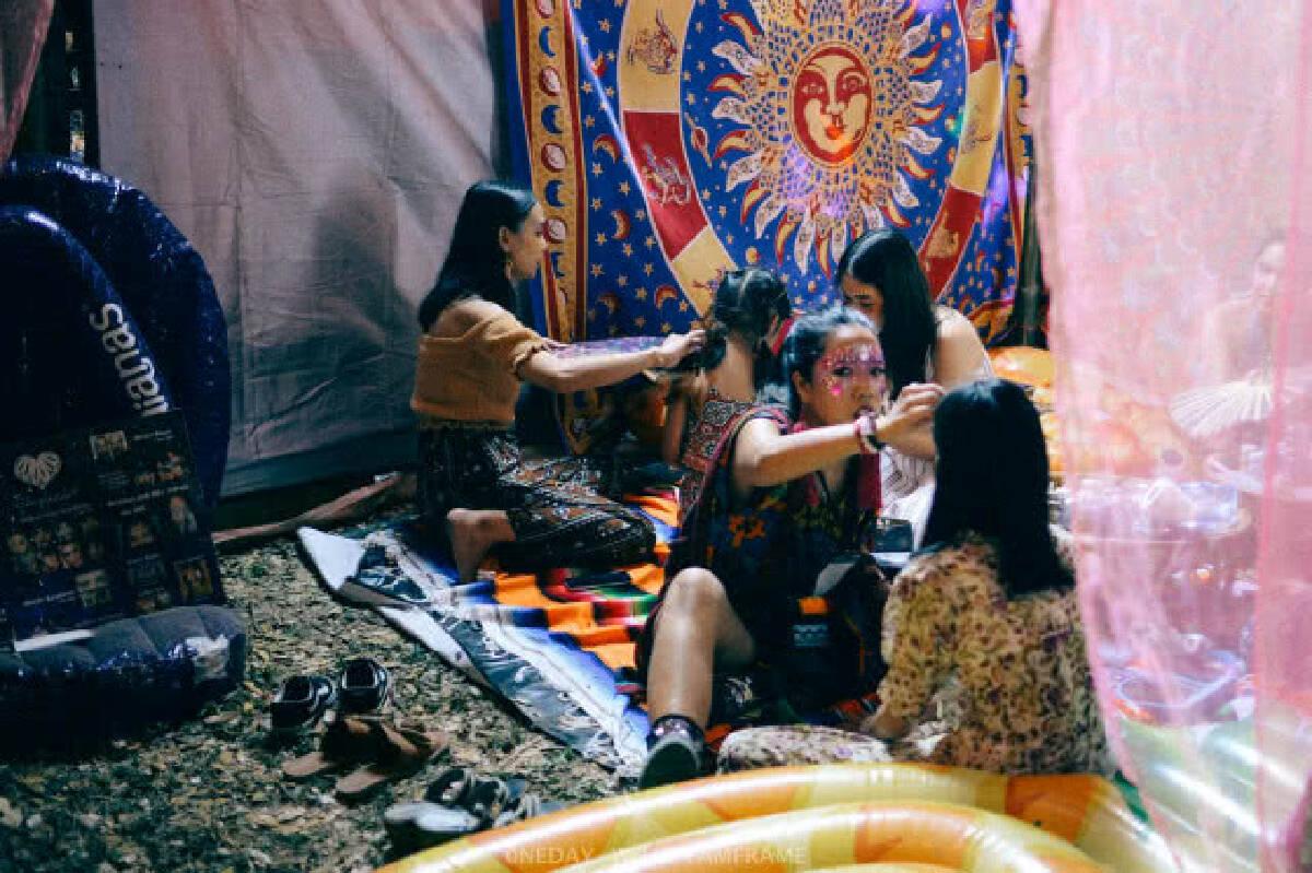 "Gypsy Carnival 4  ""Treasure Mountain"""