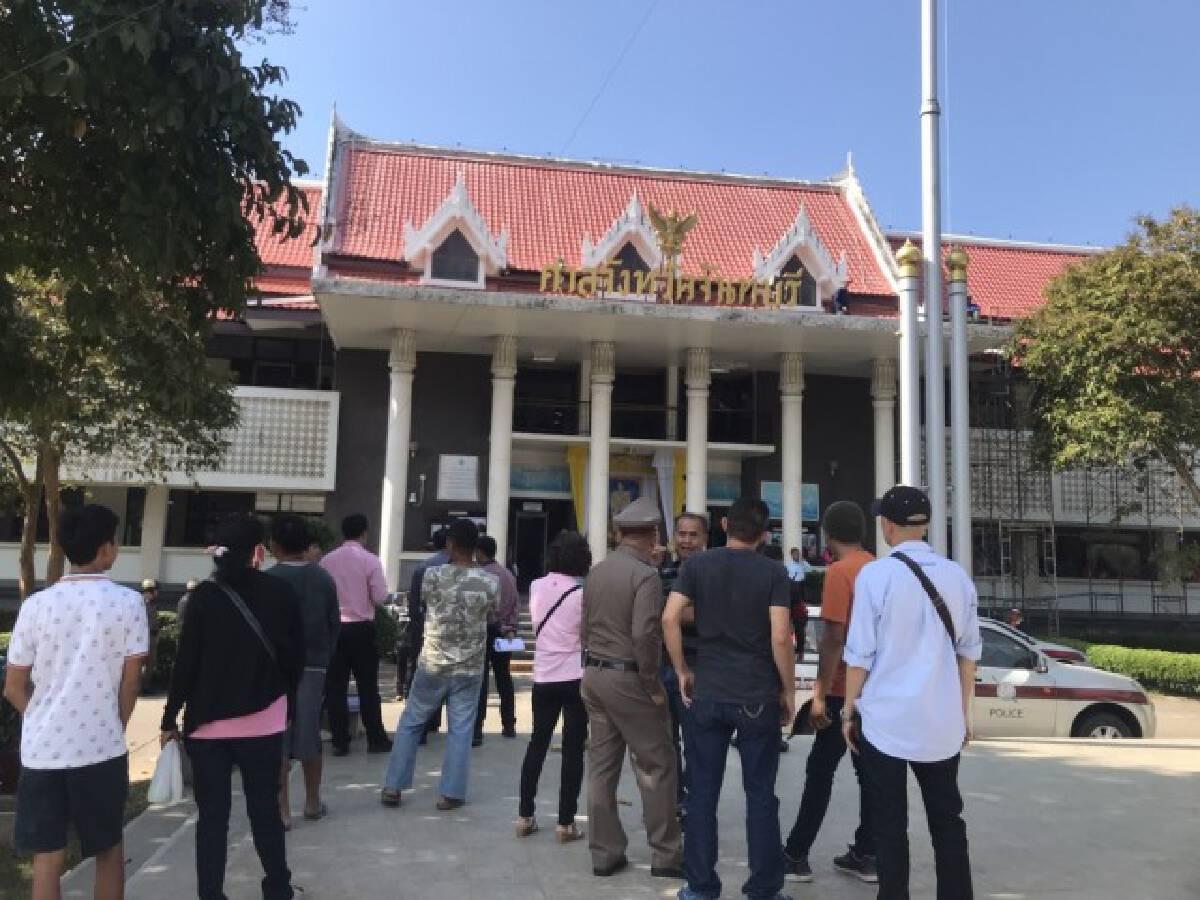 ผู้ก่อเหตุยิงในศาลจังหวัดจันทบุรี เสียชีวิตแล้ว