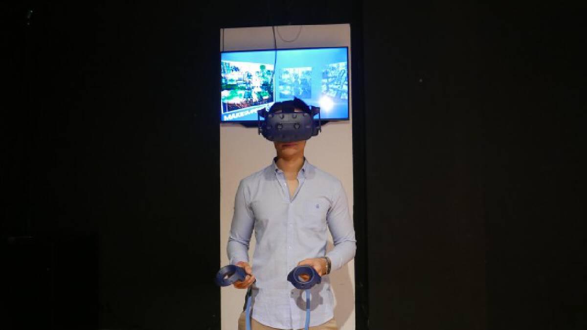ชวนเสพงานศิลป์รูปแบบใหม่กับ MODA Space (ห้อง 3D) และ VR Studio