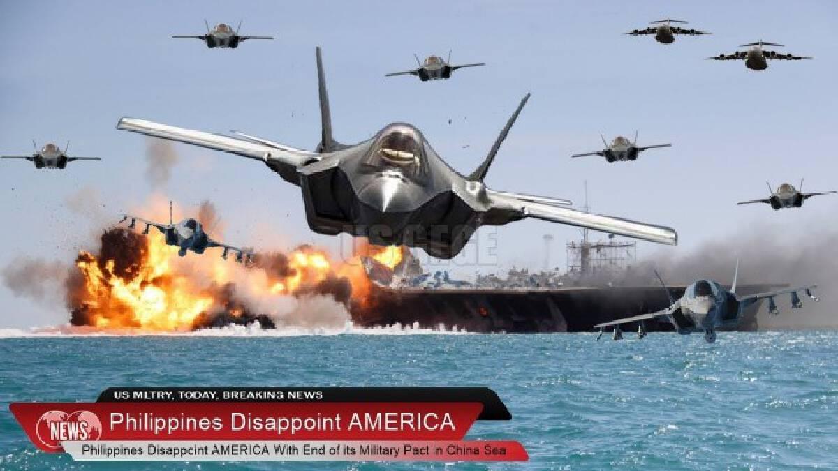 ฟิลิปปินส์ฉีกสัญญาทางทหารกับสหรัฐได้หรือเสีย