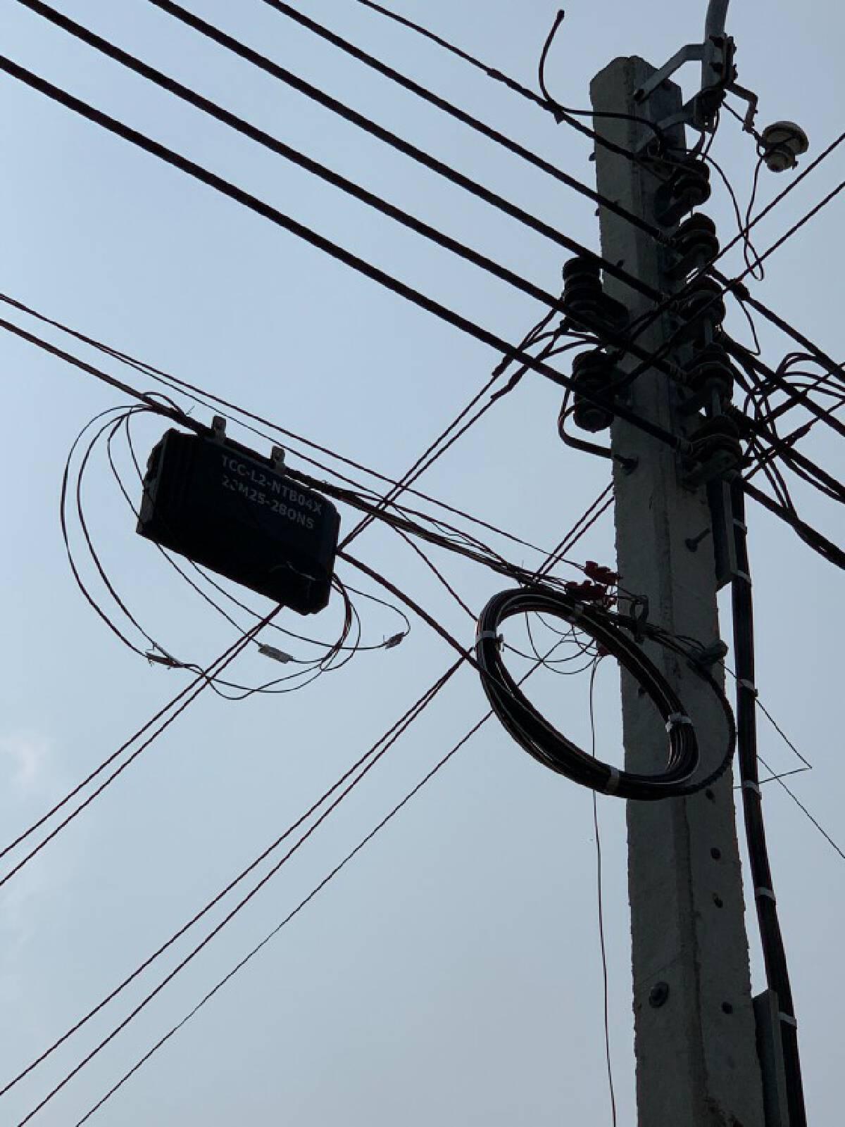 [รีวิว] ติดตั้งกล่องสัญญาณอินเทอร์เน็ต 6 เสา True Gigatek Fiber Skyworth