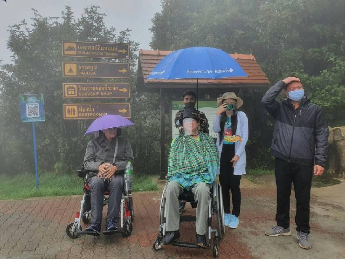 อุทยานแห่งชาติดอยอินทนนท์ เร่งสร้างอารยสถาปัตย์ รองรับการท่องเที่ยวเพื่อคนทั้งมวล