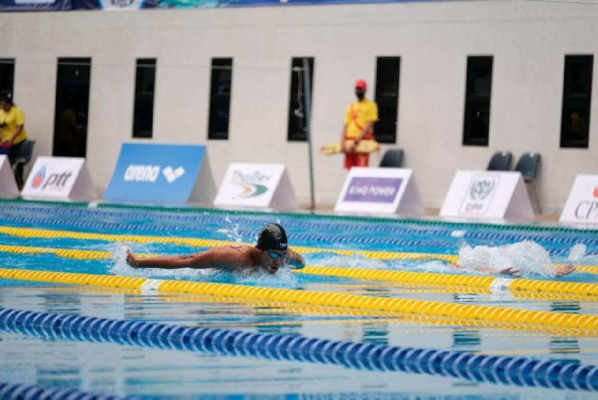 ส.ว่ายน้ำลุ้นเยาวชนโชว์ผลงานแข่งชิงชนะเลิศ