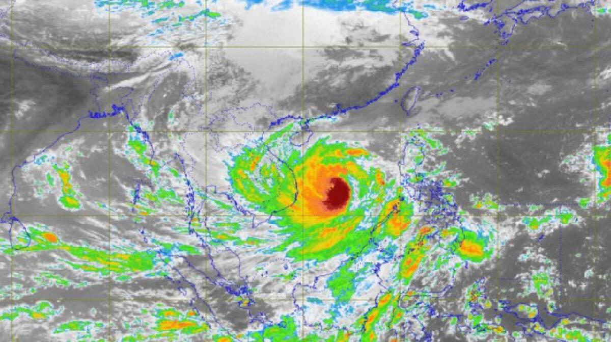 เตือนฉบับ 3 พายุ'โมลาเบ' กระทบ'อีสาน'หนักระวังน้ำท่วม