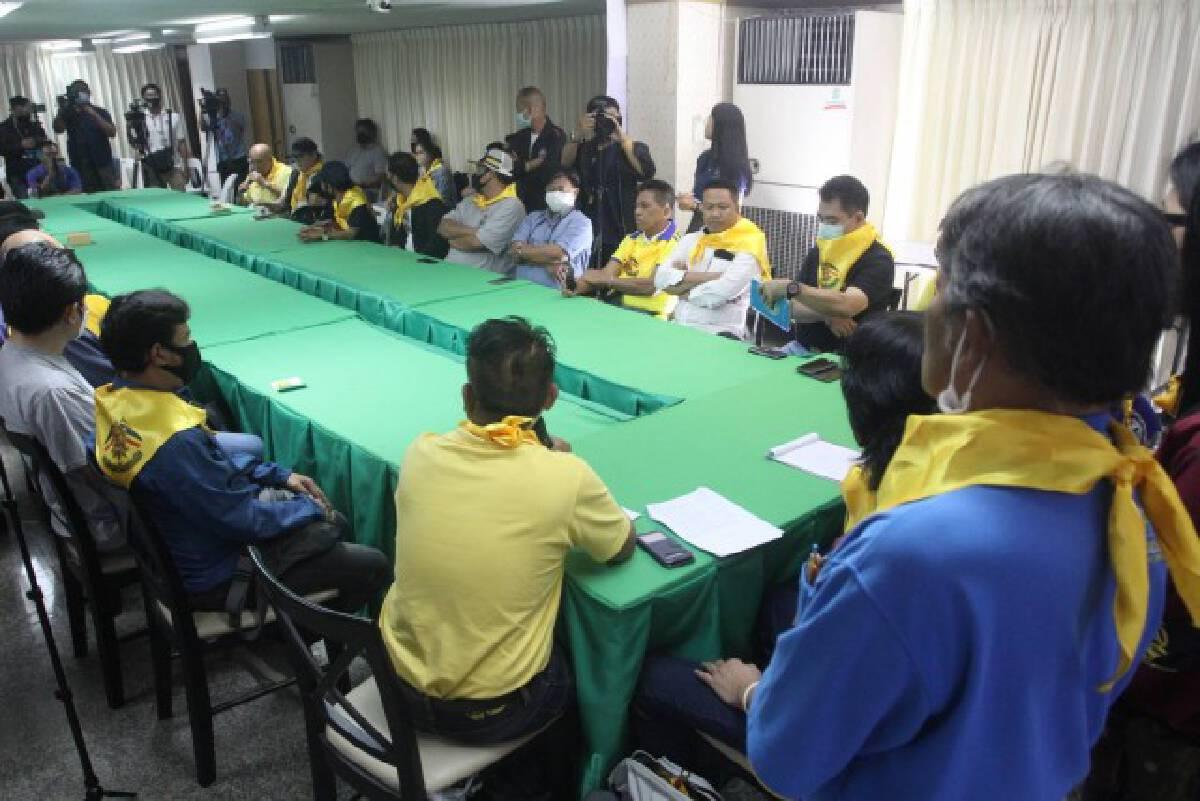 กลุ่มอาชีวะปกป้องสถาบันร่วมศิษย์เก่า แถลงการณ์ 7 ข้อ ปกป้องสถาบันฯ