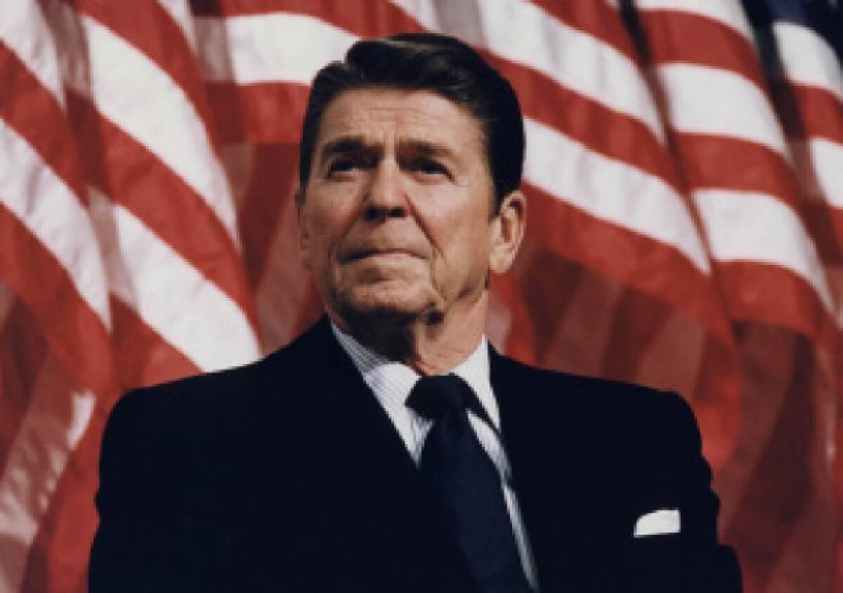 """วันนี้ในอดีต """"พรรครีพับลิกัน"""" ชนะ """"พรรคเดโมแครต"""" ในการเลือกตั้งประธานาธิบดีแห่งสหรัฐอเมริกาคนที่ 40"""