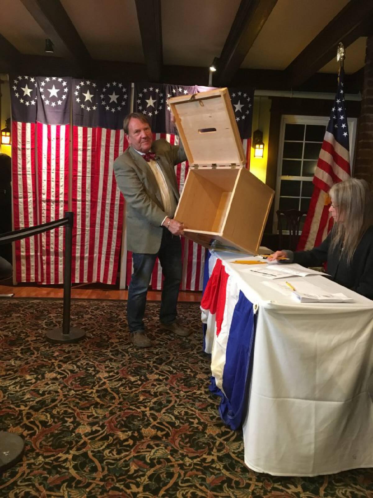 ผลเลือกตั้งเมืองแรกสหรัฐฯ