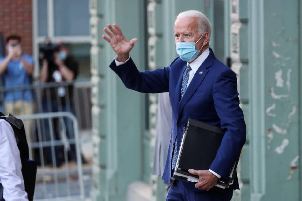 ไบเดนฉลองวัย 78 เตรียมเป็นประธานาธิบดีอายุมากที่สุดในสหรัฐฯ