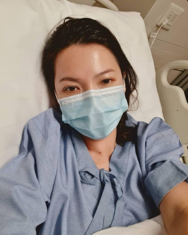 """""""ดีเจต้นหอม"""" เผยผลตรวจโควิด เล่ากักตัวนอนโรงพยาบาลคนเดียว น้ำตาไหล - เสียขวัญมาก"""