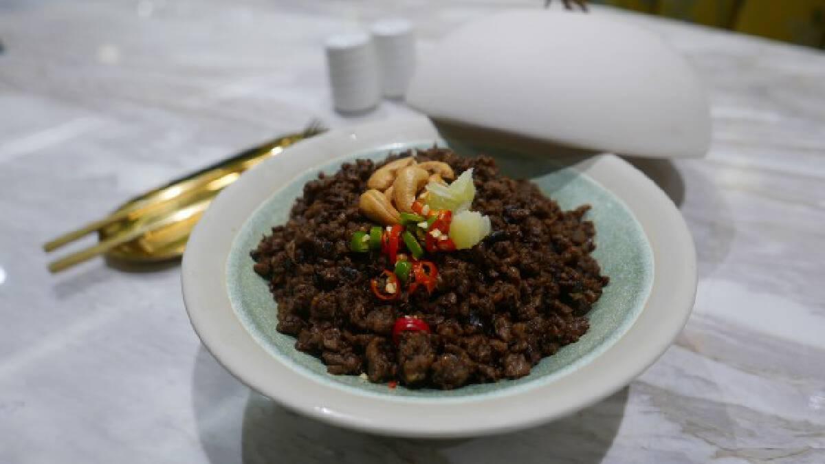 Dà Cuisine  อาหารจีนกวางตุ้งแท้แบบร่วมสมัยสไตล์ Modern Chinese