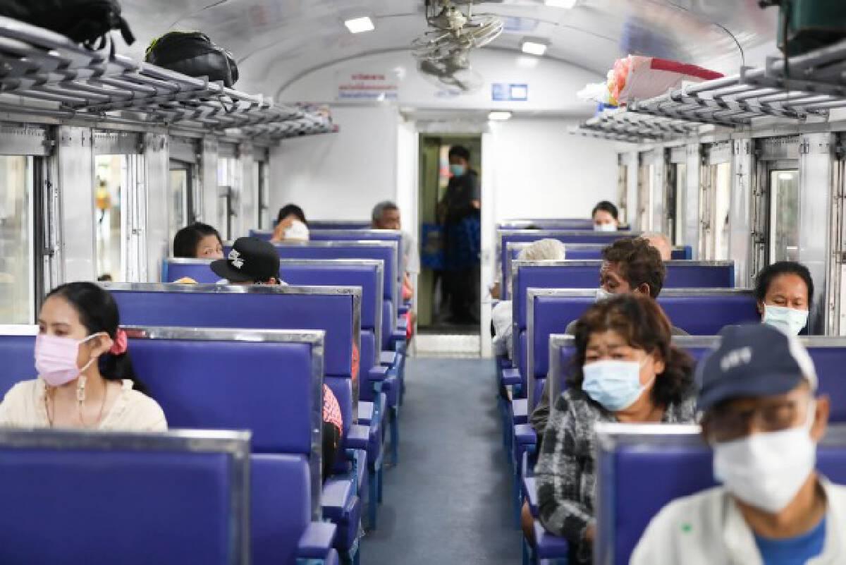 เช็กด่วน!! การรถไฟฯงดเดินรถ 57 ขบวนทั่วประเทศ สกัดโควิดระบาด เริ่ม 26 ม.ค.นี้