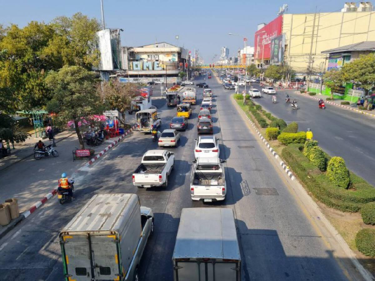เมืองโคราช ค่าฝุ่น PM 2.5 สูงเกินมาตรฐานติดต่อกัน 7 วันรวด