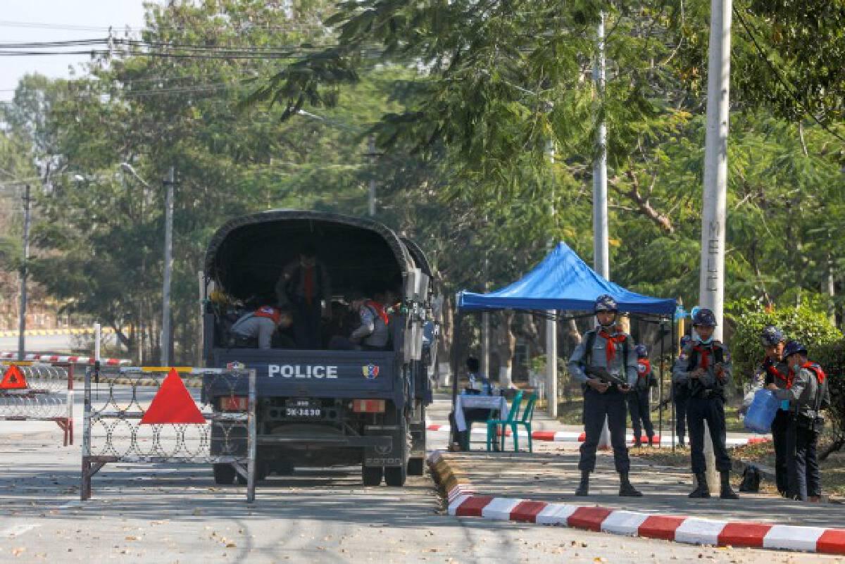 สถานทูตไทยในย่างกุ้ง เตือนคนไทยเกาะติดข่าว หลังการเมืองเมียนมาตึงเครียด