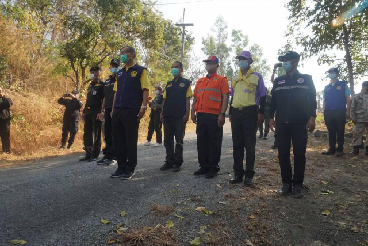 ติดกล้องกว่า 100ตัวจับผิดผู้ลักลอบเผาป่า