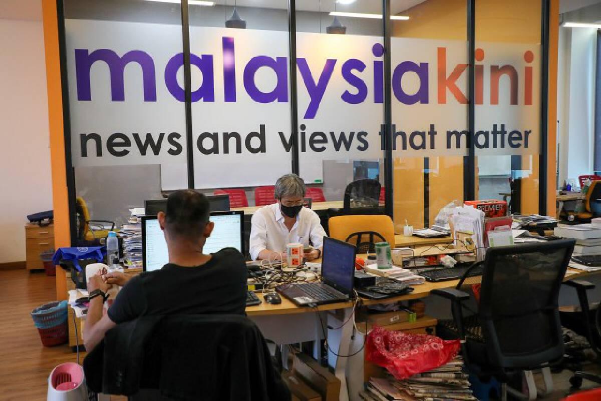 เว็บข่าวมาเลเซียเจอโทษปรับกรณีความเห็นผู้อ่านหมิ่นศาล