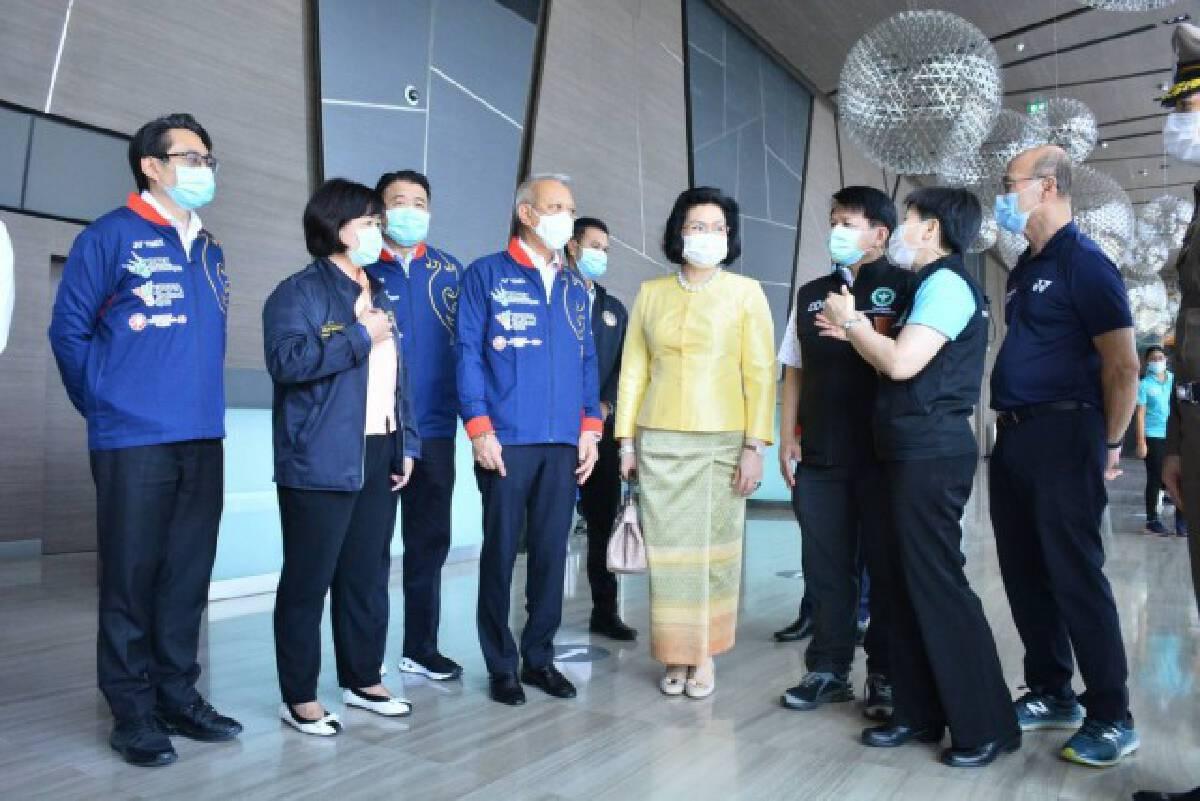 ทั่วโลกยอมรับ ไทยจัดแบด 3 รายการใบเบิกทางกีฬาไทย ในเวทีนานาชาติ