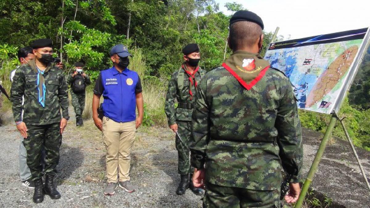 จับตากลุ่มลอบเข้าเมือง ชายแดนไทย-มาเลย์