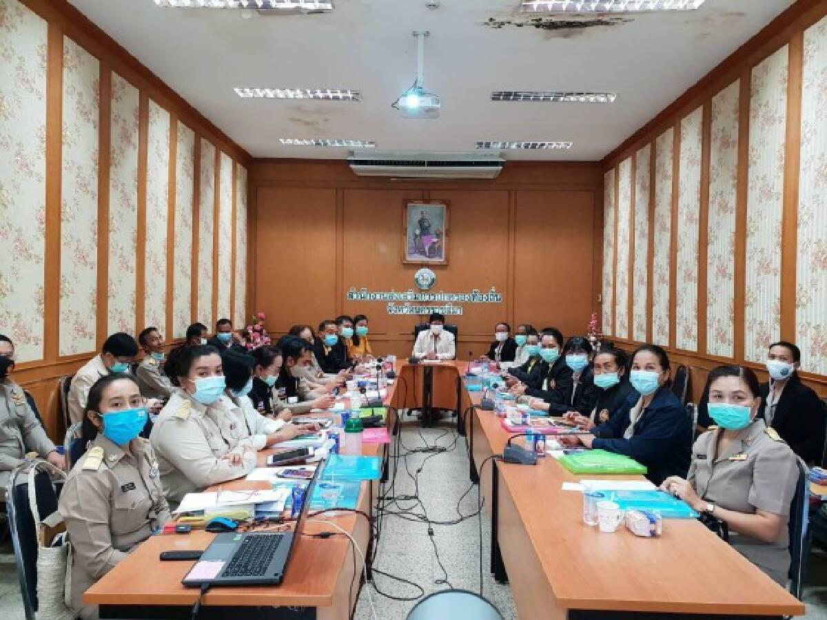 อธิบดี สถ. มอบนโยบายการบริหารจัดการศึกษาขององค์กรปกครองส่วนท้องถิ่น