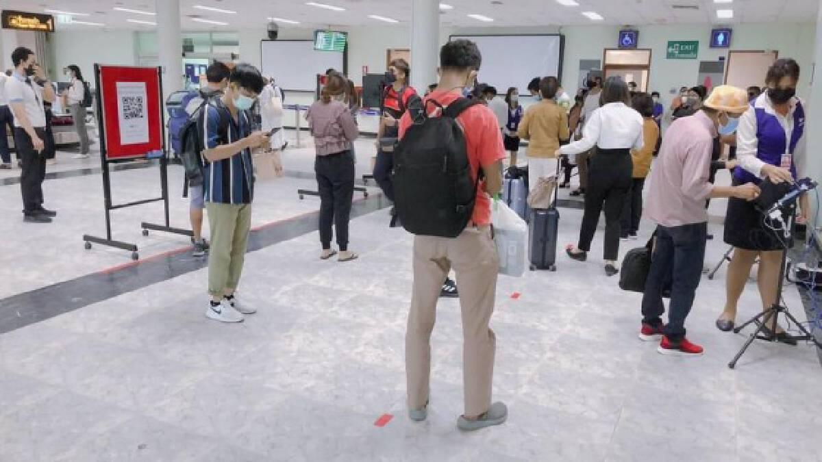 สนามบินหาดใหญ่คึกคัก ซัมเมอร์เที่ยวบินเพิ่ม