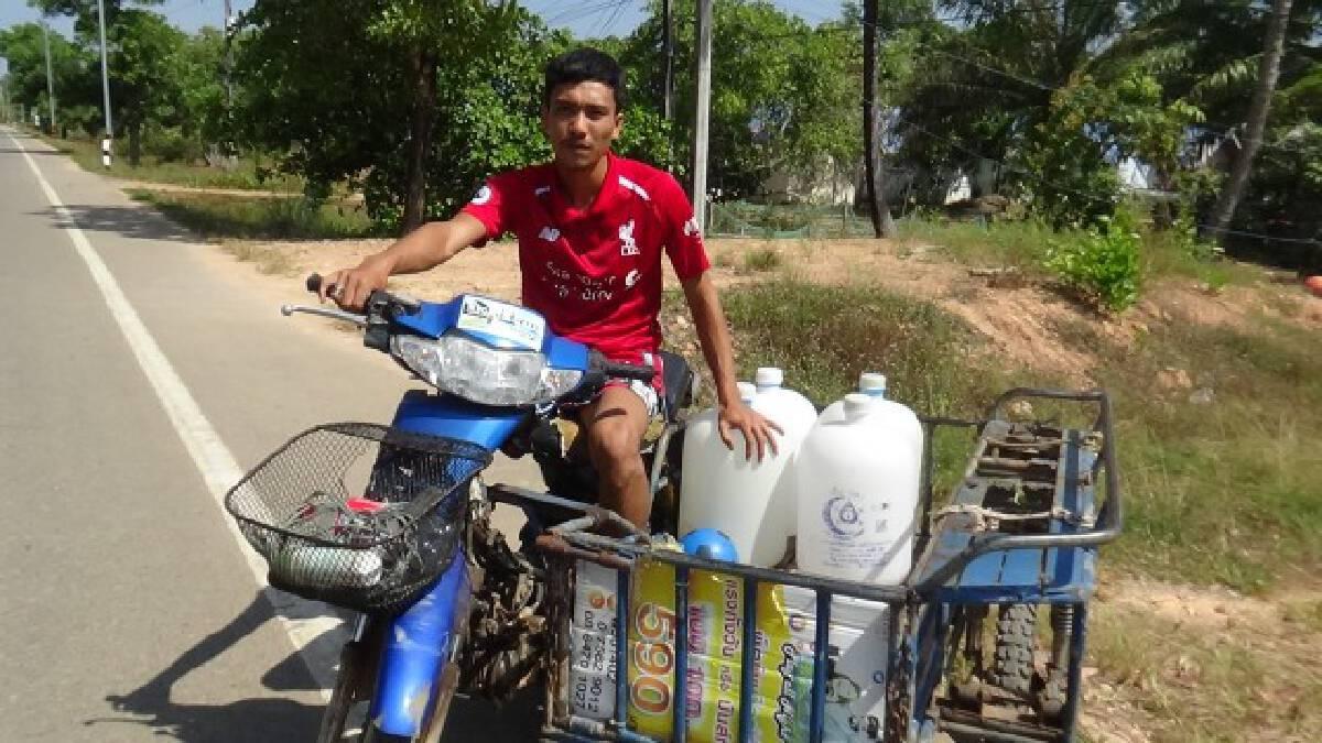 ชาวบ้านกว่า 200 ครัวเรือนขาดแคลนน้ำ