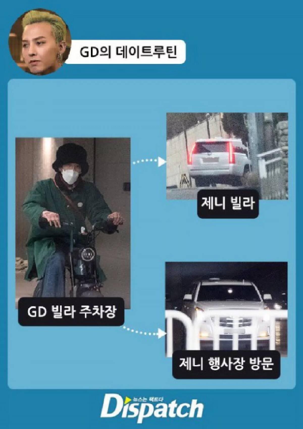 """สื่อดังเกาหลีใต้ ยืนยัน """"จีดรากอน Bigbang"""" คบกับ """"เจนนี่ Blackpink"""""""