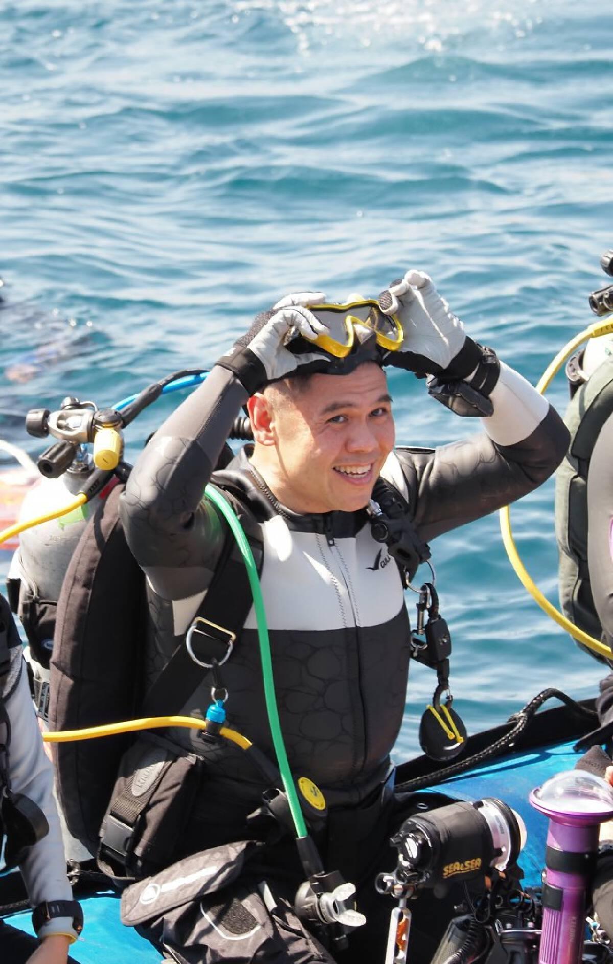 ทส.มอบปะการังเทียมให้เครือข่ายชุมชนดูแลและปกป้อง