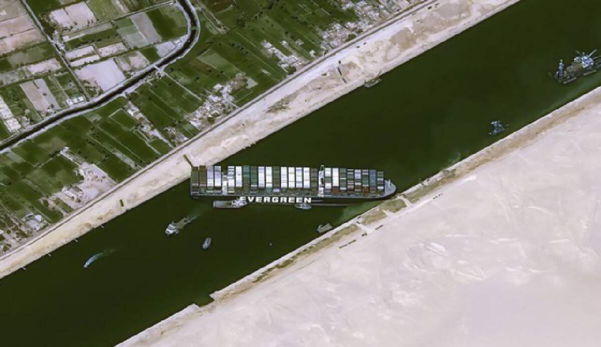 """กัปตันเรือContainer เล่าความสำคัญ """"คลองสุเอซ"""" พร้อมเผย 7 วิธีแก้"""