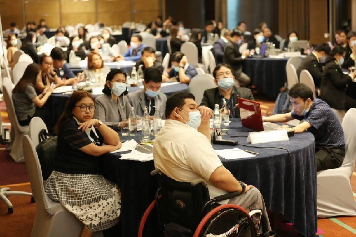 กสศ.จับมือสถาบันสายอาชีพสอนสร้างงานผู้พิการ