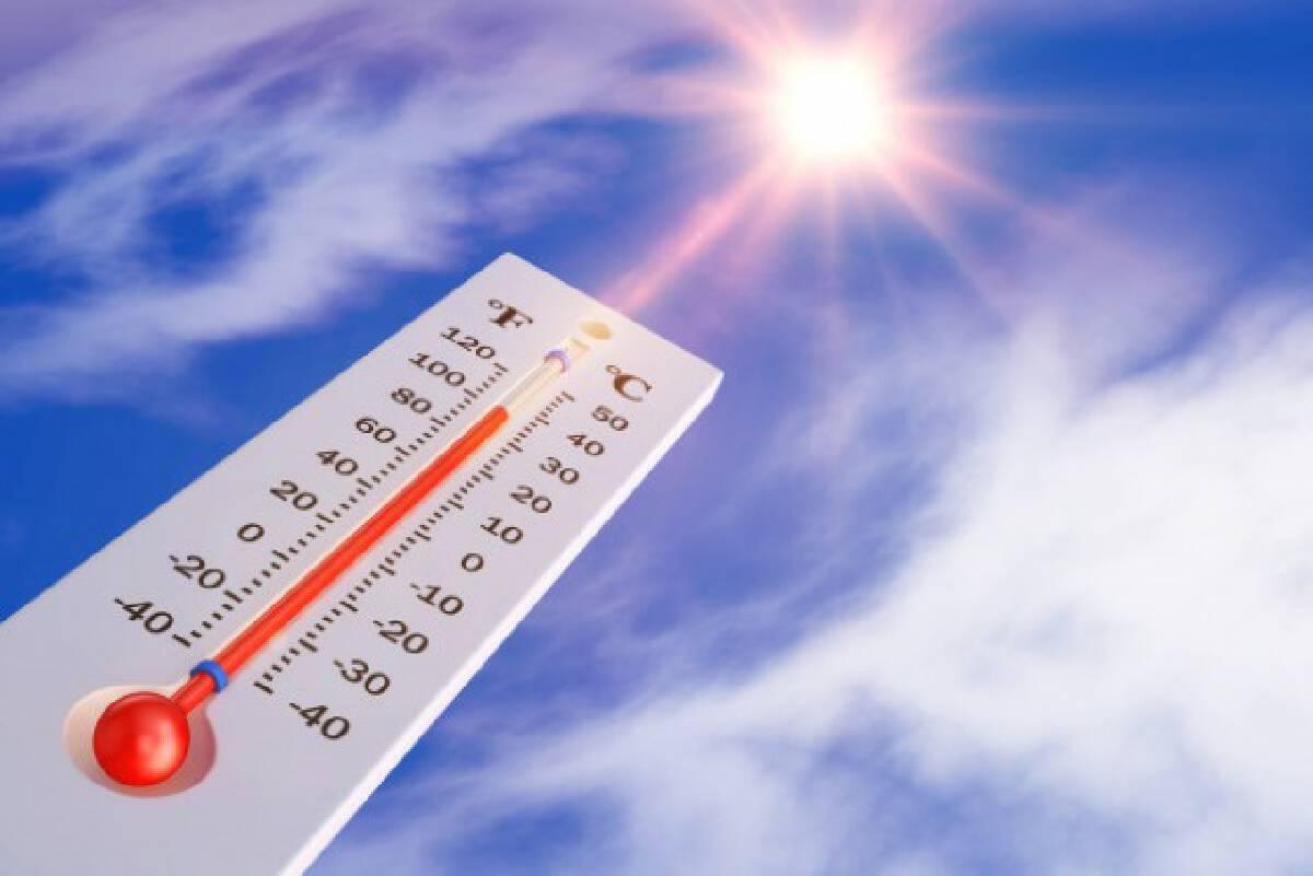 'กรมอุตุนิยมวิทยา' เผยสภาพอากาศวันนี้ - 2 เม.ย.ไทยตอนบนร้อนจัด ใต้ตกหนักมาก