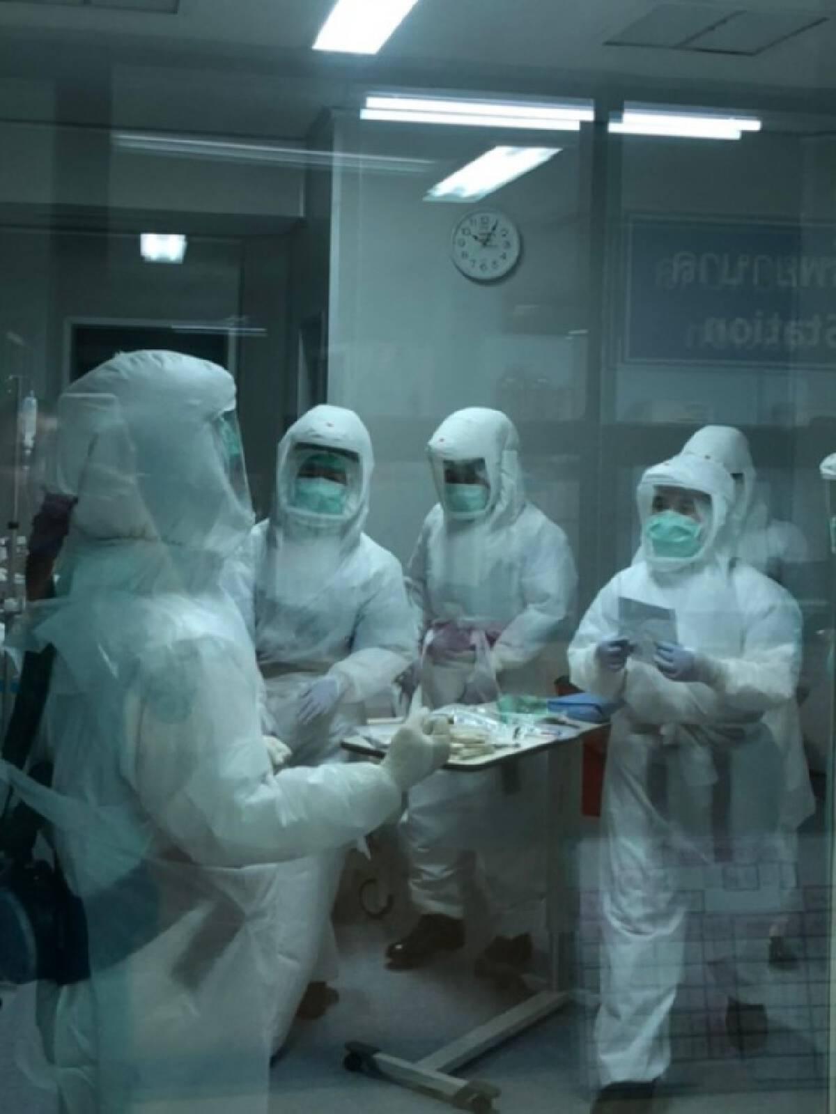 เชียงใหม่พบมีผู้ป่วยโควิดอาการรุนแรงเพิ่มขึ้น