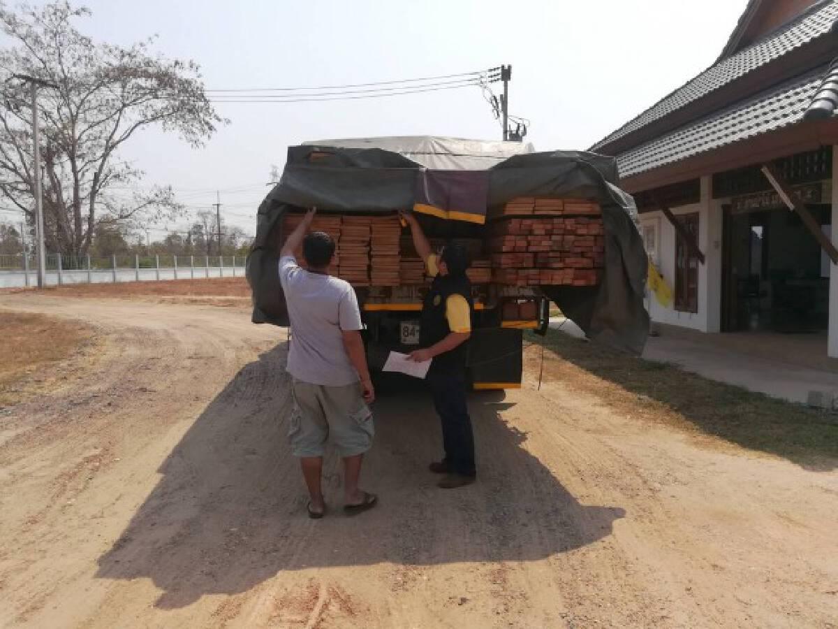 กรมป่าไม้ แนะผู้ค้าไม้ ออกใบเบิกทางนำไม้ผ่านระบบดิจิทัล