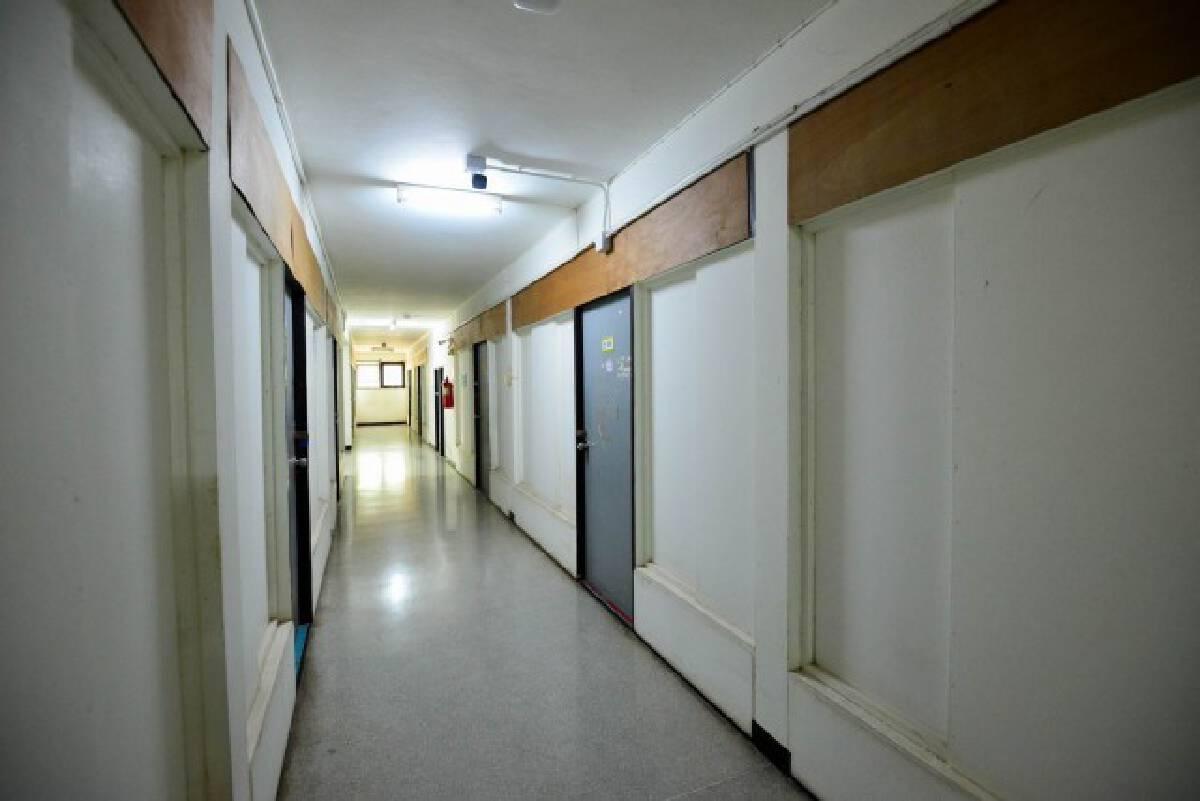มมส.พร้อมเปิดใช้โรงพยาบาลสนามแล้ว 128เตียง