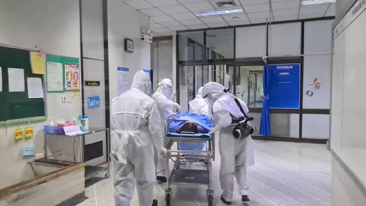 รพ.นครพิงค์ผ่าตัดผู้ป่วยโควิดสำเร็จรายที่3