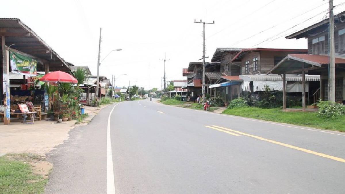 สั่งปิดหมู่บ้านก้านเหลืองดง ห้ามเข้าออก 14 วัน
