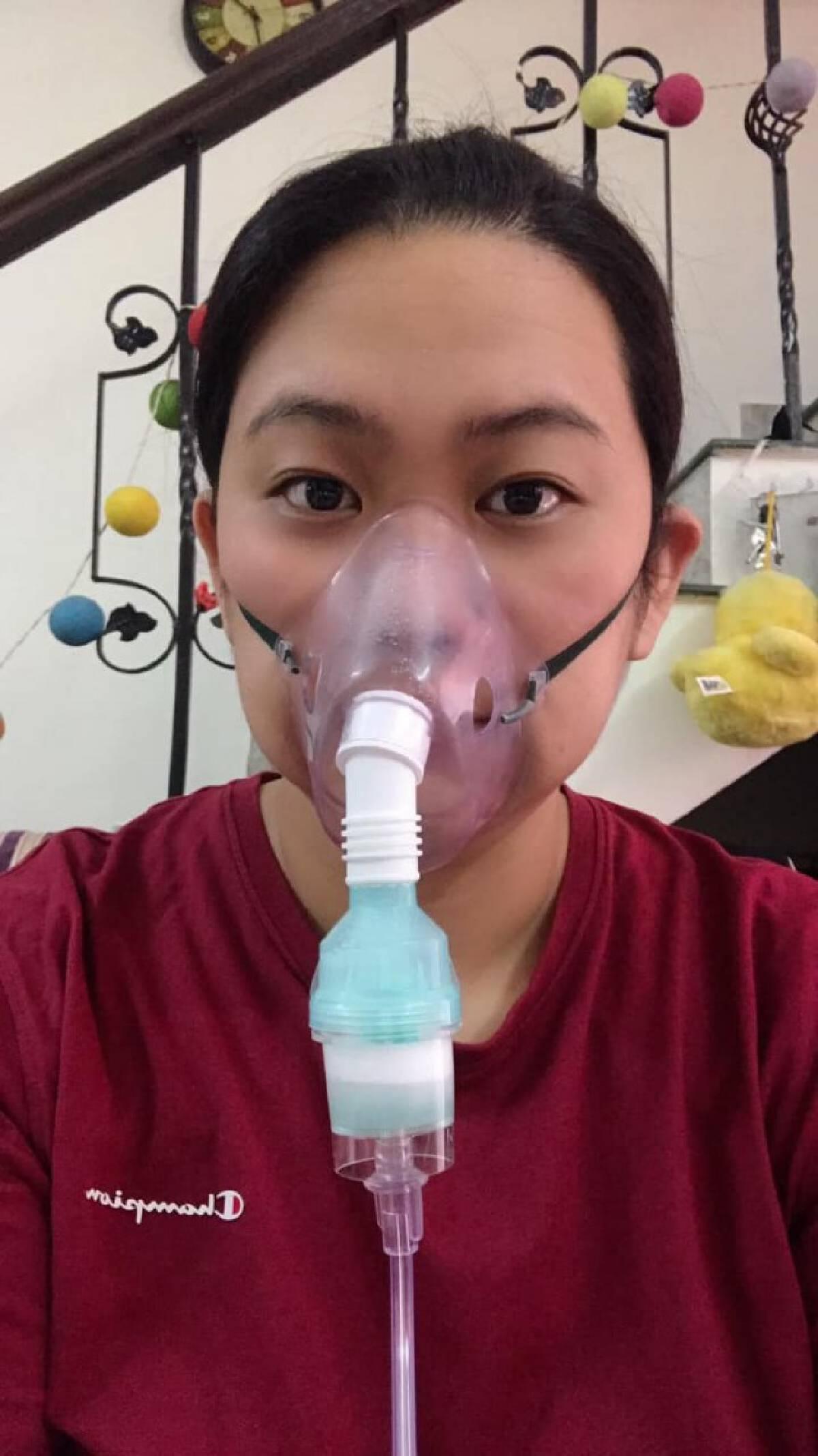สาวไทย เล่าประสบการณ์ ป่วยโควิดที่อินเดีย ทำอย่างไรเมื่อรักษาตัวที่บ้าน จนอาการดีขึ้น