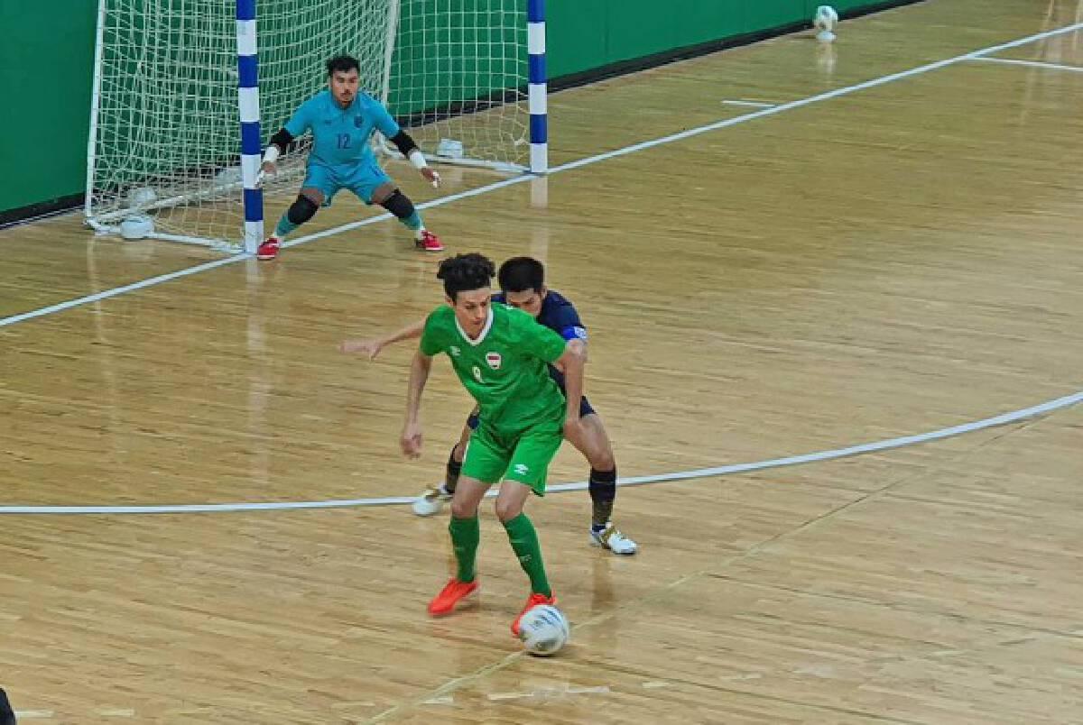 โต๊ะเล็กไทยย้ำแค้นถล่มอิรัก 4-0 คว้าตั๋วลุยฟุตซอลโลกสมัย 6