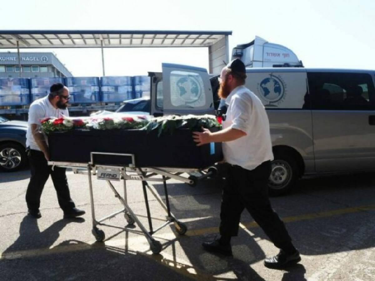 อิสราเอล ส่งศพ 2 แรงงานถึงไทยวันนี้ 12.30 น.ส่งกลับบ้านเกิดทันที