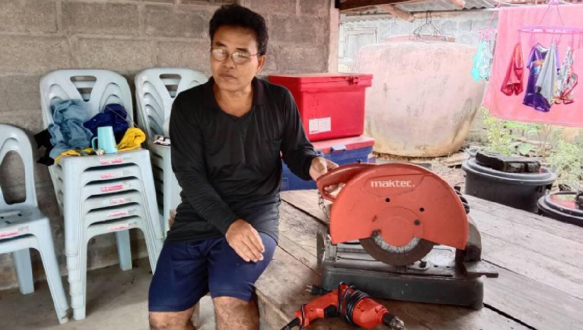 นอภ.พิมายควักเงินส่วนตัวไถ่ถอนเครื่องมือทำกินช่วยชาวบ้าน