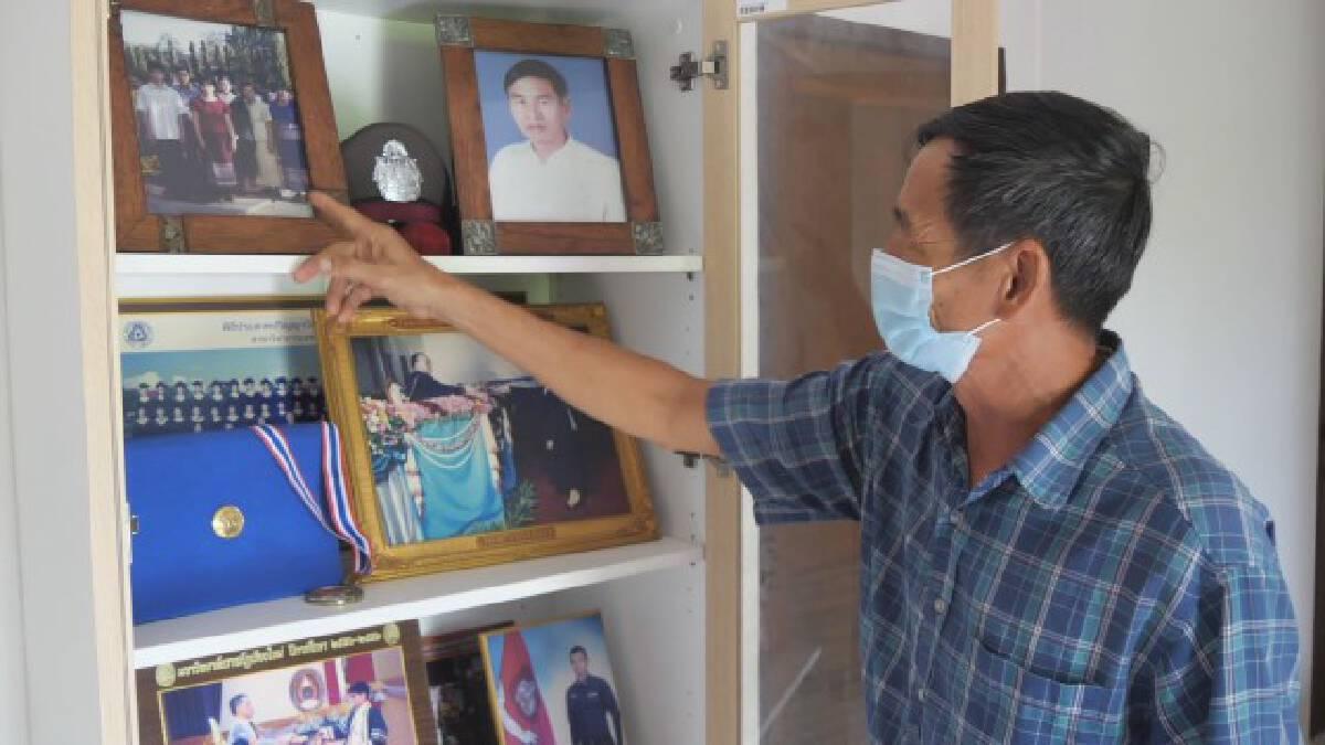 พ่อข้องใจตำรวจหนุ่มฉีควัคซีน18วันดับ