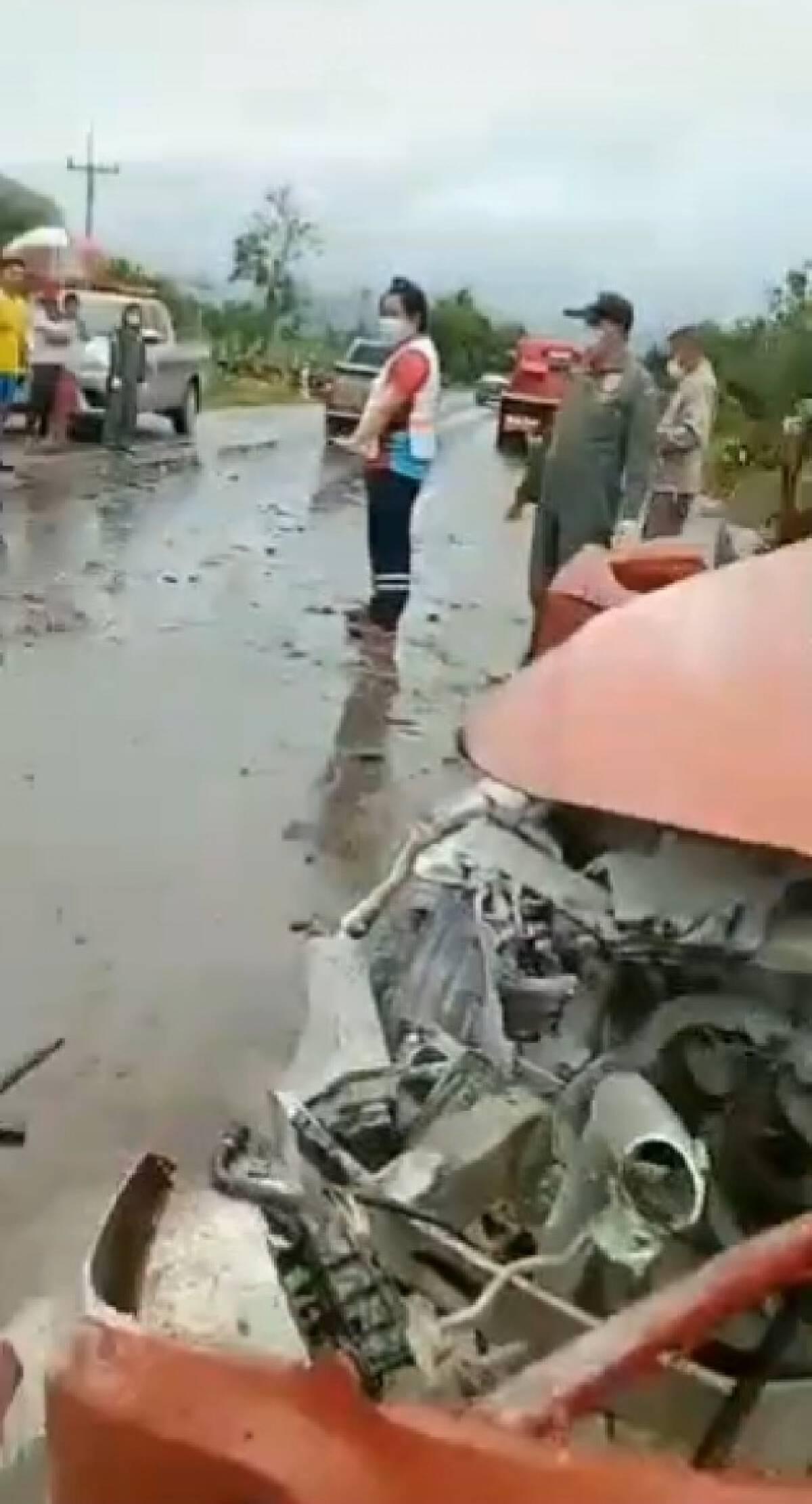 อดีตผู้ต้องหา ม.112 ประสบอุบัติเหตุเสียชีวิต ที่เพชรบูรณ์