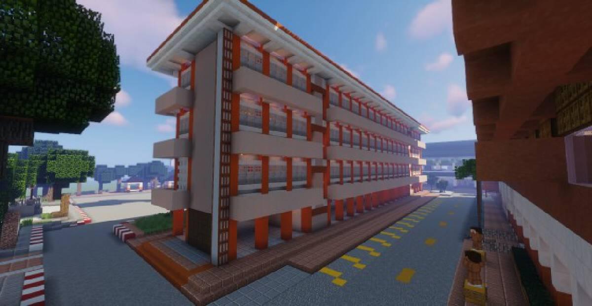 สุดเจ๋ง นร. ราชสีมาฯ สร้างโมเดลจำลองโรงเรียนได้ละเอียดยิบ