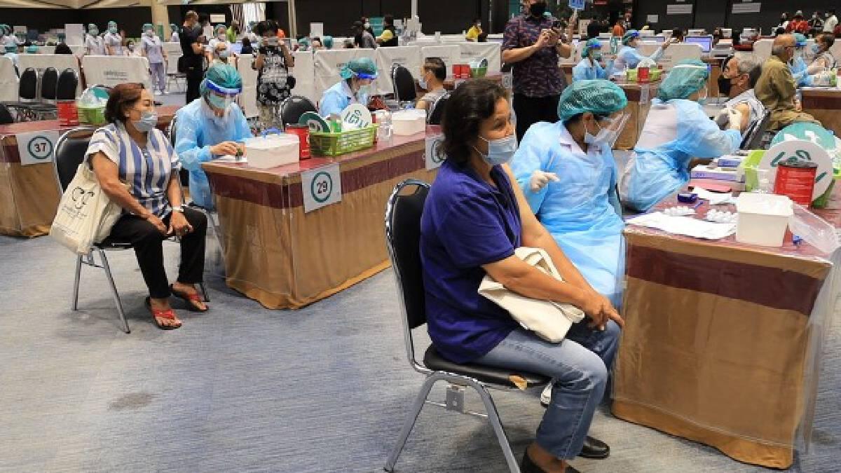สภาอุตสาหกรรมทุ่มเงิน 40  ล้านจองวัคซีน
